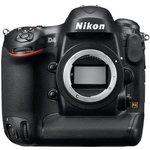 Зеркальная фотокамера Nikon D4 Body