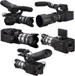Видеокамера Sony NEX-FS100PK