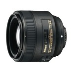 Объектив Nikon 85mm f/1.8G AF-S Nikkor