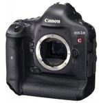 Зеркальная фотокамера Canon EOS 1D C Body