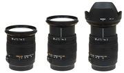 Объектив Sigma 17-50mm f/2.8 EX DC OS HSM Nikon