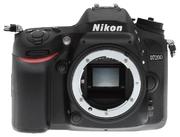 Зеркальная фотокамера Nikon D7200 Body