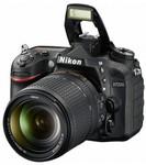 Зеркальная фотокамера Nikon D7200 Kit 18-140 VR