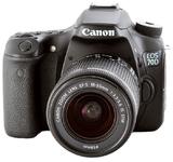 Зеркальная фотокамера Canon EOS 70D kit 18-135mm IS STM