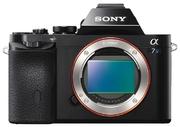 Цифровой фотоаппарат Sony Alpha ILCE-7S Body