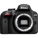 Зеркальный фотоаппарат Nikon D3400 Body