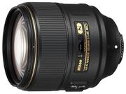 Объектив Nikon AF-S NIKKOR 105mm f/1.4E ED