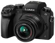 Цифровой фотоаппарат Panasonic DMC-G7 Kit 14-42mm Black (DMC-G7KEE-K)