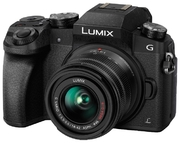 Цифровой фотоаппарат Panasonic DMC-G7 Kit 14-42mm Black (DMC-G7KEE-K)