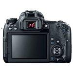 Зеркальная фотокамера Canon EOS 77D Body