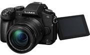 Цифровой фотоаппарат Panasonic Lumix DMC-G80 Kit 12-60mm