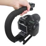 Профессиональный ручной стабилизатор Видео Steadicam для Yelangu S2 Canon Nikon Sony Pentax Digital DSLR камеры видеокамеры DV