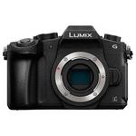 Цифровой фотоаппарат Panasonic Lumix DMC-G80 Body