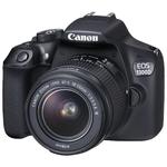 Зеркальная фотокамера Canon EOS D1300 T6