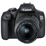 Зеркальная фотокамера Canon EOS 2000D EF-S 18-55 IS II Kit