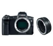 Цифровой фотоаппарат Canon EOS R Body + Adapter EF-EOS R