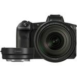 Цифровой фотоаппарат Canon EOS R Kit с 24-105mm f/4 + EF-EOS R адаптер