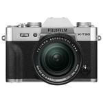 Цифровой фотоаппарат FujiFilm X-T30 Kit XF18-55mm F2.8-4 R LM OIS Silver
