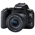 Зеркальный фотоаппарат Canon EOS 250D Kit 18-55 IS STM