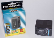 Аккумулятор Panasonic CGA-D54S