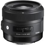 Sigma 30mm F1.4 DC HSM Art  для Canon EF-S
