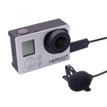 Микрофон Boya BY-LM20 для Экшн-камера hero 2/3/3+
