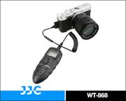 Радио пульт для Canon/Nikon/Panasonic Lumix/Olympus Pen/Fujifilm Finepix JJC WT-868