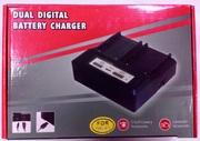 Двойное зарядное  Для Canon LP-E6