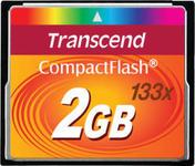 Transcend CompactFlash 2GB 133X