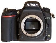 Зеркальная фотокамера Nikon D750 Body