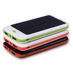 Аккумулятор DBK SLG11 Power Bank 10800mAh солнечное зарядное устройство (Литий-полимерный)