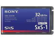 Карта памяти Sony SxS Card 32GB SBS-32G1B