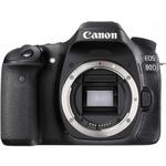 Зеркальная фотокамера Canon EOS 80D Body
