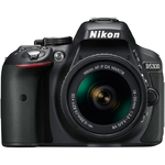 Nikon D5300 Kit 18-55 VR AF-P Black