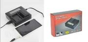 Двойное зарядное у-во  Для Sony FV70/FP70