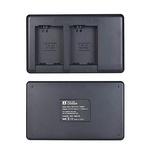 Двойное зарядное у-во с инфо индикатором Для Sony FW50 + usb Charger