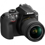Nikon D3400 Kit  AF-P 18-55 DX VR
