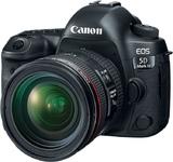Canon EOS 5D Mark IV DSLR kit 24-105mm f/4L II