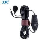 Петличный микрофон JJC-SGM-38II (SGM-38 II)
