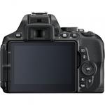 Зеркальная фотокамера Nikon D5600 Kit 18-55 VR Black