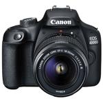 Цифровой фотоаппарат Canon EOS 4000D kit 18-55 DC III