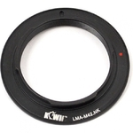 Переходное кольцо KIWIFOTOS LMA-M42_NK для M42 Lens to Nikon