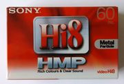 SONY P5-60HMP3 (HI8 METAL)