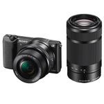 Фотоаппарат Sony Alpha A5100 Kit 16-50mm+55-210mm OSS