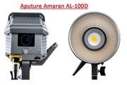 Постоянный свет Aputure Amaran AL-100D Bi-Color 2700-6500K