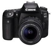 Зеркальная фотокамера Canon EOS 90D kit