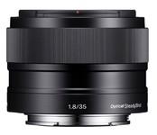 Sony SEL-35F18 35mm F1.8