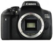 Зеркальная фотокамера Canon EOS 750D Body