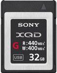Карта памяти Sony XQD G Series 240 ГБ (QD-G240F/J)